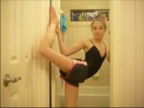 Gymnastic Stretching Standing