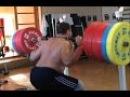 Aleksey Lovchev 290 kg x 4 Squats