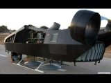 Urban Aeronautics Flight testing VTOL Support UAV AirMule
