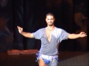RUSSIA, Azad Kaan in Moscow 2011 - Part 2, male bellydancer