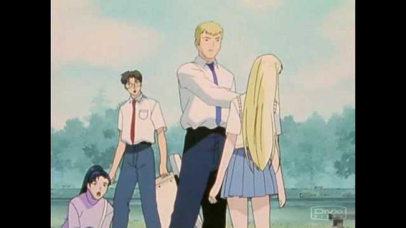 [AMV] Great teacher Onizuka (GTO) / Крутой учитель Онидзука 1999-2000 La Lecon de Kanzaki - Shizuku