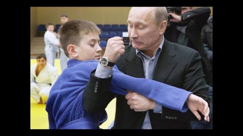 Американец назвал Путина «мошенником боевых искусств» и вызвал его на бой