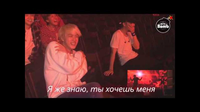 Rus.sub JiKook coming of age BTS Bomb Park Ji Yoon (박지윤) – 성인식 (Coming Of Age Ceremony)