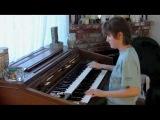 Rachel Flowers - Hoedown - Keith Emerson version