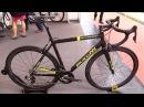 2017 Pasculli Altissimo Road Bike - Walkaround - 2016 Eurobike