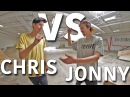 ANYTHING ON FLATGROUND COUNTS CHRIS CHANN VS JONNY GIGER