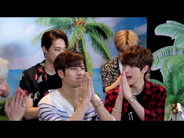 3แซบ 19 mart 2560 4 4 GOT7 in Thailand HD