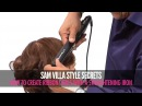 How To Create Ribbon Curls With a Straightening Iron | Curling Your Hair With a Flat Iron