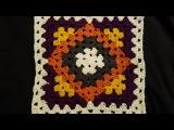 Kaleidoscope Granny Blanket Crochet Along (pt 1)