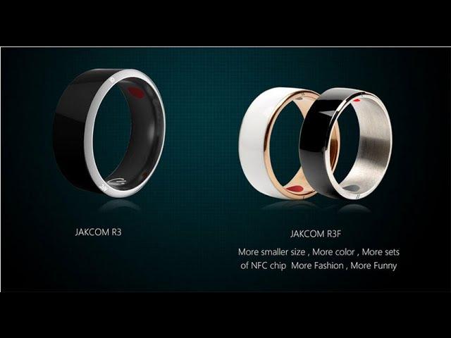 Smart Ring R3 — умное кольцо, которое не нужно заряжать. Никогда!