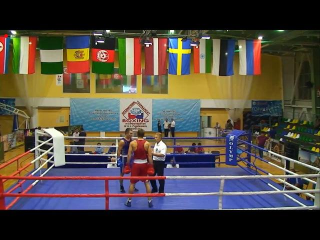 Андрей Косенков Россия vs Курбан Айгазиев Казахстан 81kg
