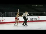 Kaitlyn WEAVER &amp Andrew POJE Free Dance Canadian Nationals 2017