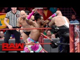 The New Day vs. Luke Gallows &amp Karl Anderson - Raw Tag Team Championship Match Raw, Nov. 28, 2016