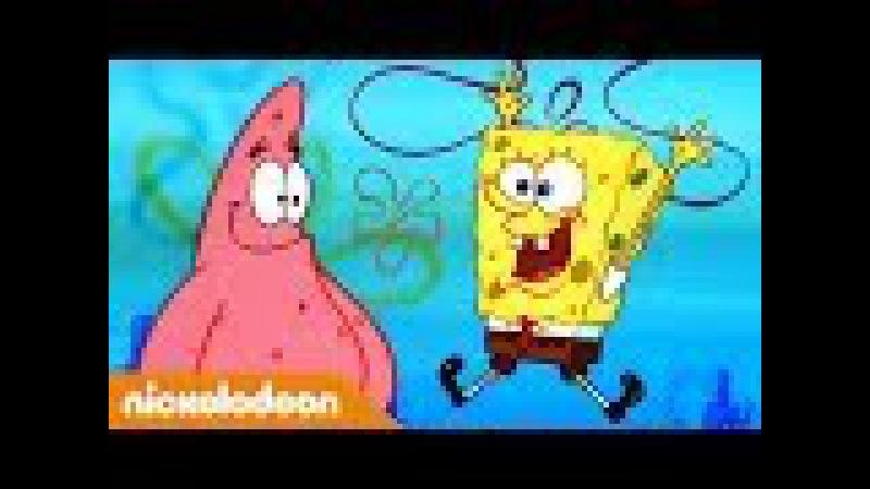 Губка Боб Квадратные Штаны | 1 сезон 1 серия | Nickelodeon Россия
