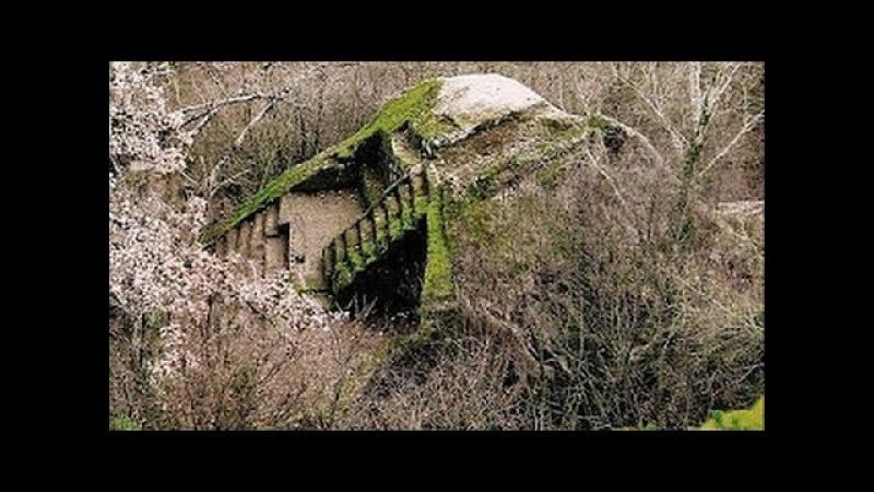 Сенсации Крыма.Под землёй найдена 45-метровая ПЕРЕВЁРНУТАЯ пирамида