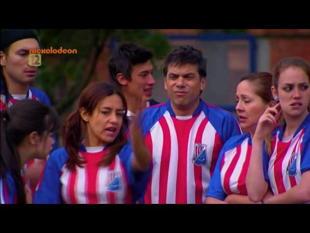 Chica Vampiro PL Odc. 63 część II Daisy En El Family Sport Day