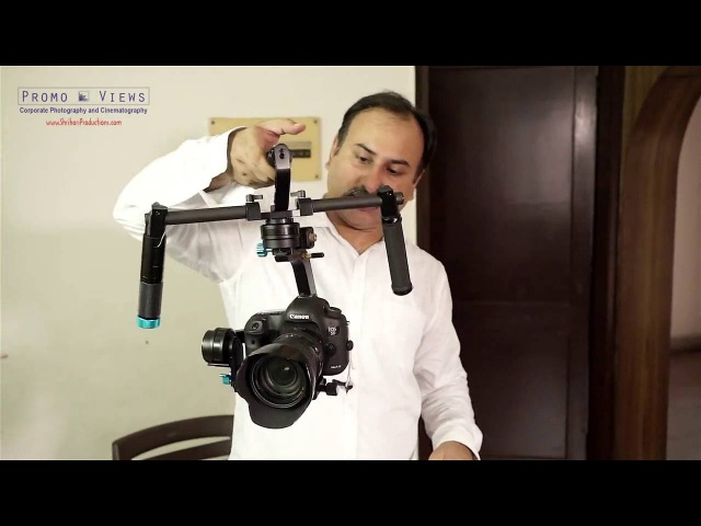 Wondlan 3 axis Gimbal skywalker 02 - Product Installation and details