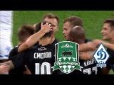 КРАСНОДАР - ДИНАМО (2-0) РФПЛ 8 тур. Полный обзор матча 27.08.17