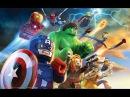 Прохождение №38 Lego Marvel Super Heroes Часть 1