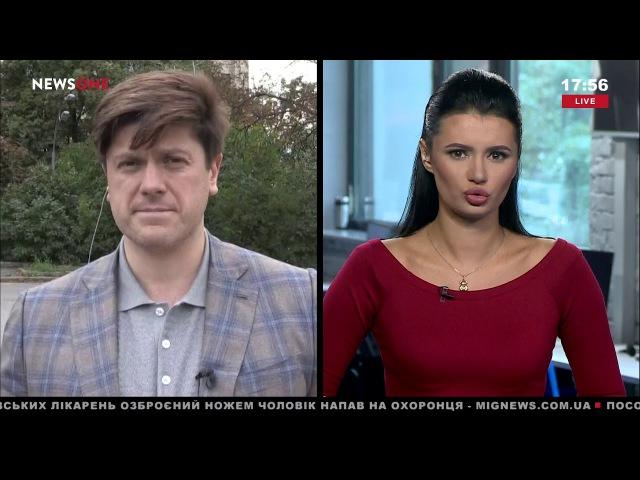 Винник: закон о реинтеграции Донбасса не предусматривает введения военного положения 29.08.17