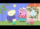 Свинка Пеппа на русском смотреть все серии подряд мультики для детей Peppa Pig Russian ep...
