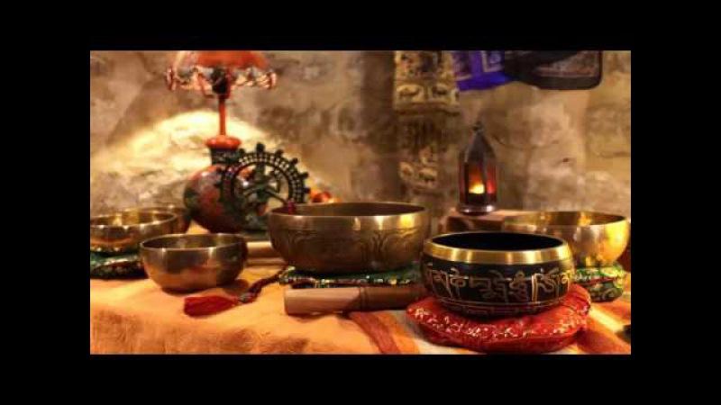 Cuencos Tibetanos sin Sonidos de Fondo - Armonía Integral (Tibetan Bowls)