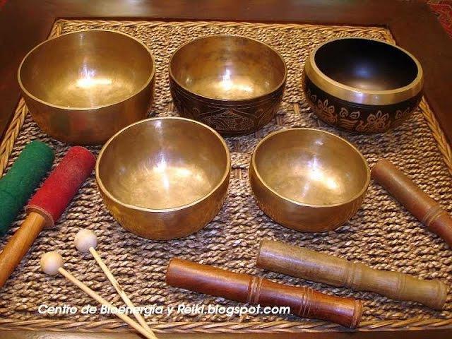 Cuencos Tibetanos/Estado Alpha/Sanación/Armonizar Chacras/Relajación