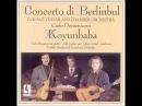 Carlo Domeniconi - Concerti di Berlinbul Koyunbaba - 02 - Koyunbaba