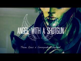 ANGEL WITH A SHOTGUN // Shrios