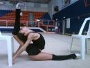 Ежедневные тренировки гимнасток ...
