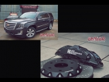 Тормозная система HP-Brakes на Cadillac Escalade