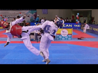 2nd World Taekwondo Presidents Cup - European Region, Athens, Greece