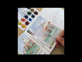 Как рисовать в книге