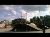 Рекорд Россий по прыжкам на BMX