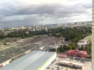 ЖК Приморский квартал от Мегалит. Территория будущего ЖК. 16.09.2017.