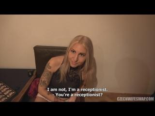 Czech wife swap 8 - part 1 [2017 г., all sex, amateur, 720p]