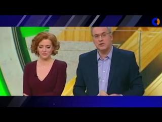 Простуда. Анекдот от Андрей Норкин в ток-шоу Место встречи.