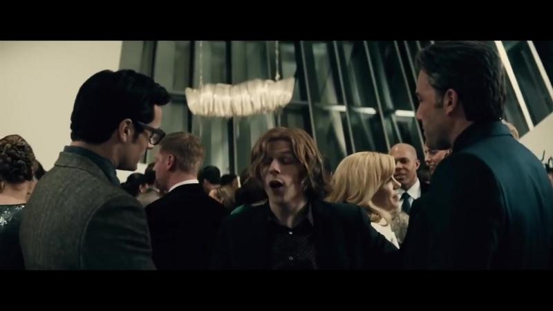 Jesse Eisenbergs Lex Luthor in a Nutshell