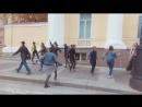 Диалог 4 Уличные танцы воркшоп с Лаури Яантти, Туули Малла и Катариной Шйоблом