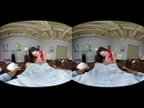 Megan Sage Young, Uniform, Virtual Reality, VR Porn, HD 1080p
