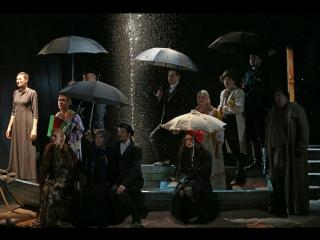 Грандиозный успех спектакля Театра на Васильевском Гроза в Москве на сцене Театра имени В.Маяковского