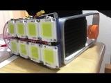 Светодиодный DIY-фонарь на 100000 люмен.