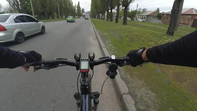 Салтовское шоссе - Ак. Павлова