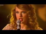 Taylor Swift - Love Story (Live on BBC Radio 1 Teen Awards 2010)