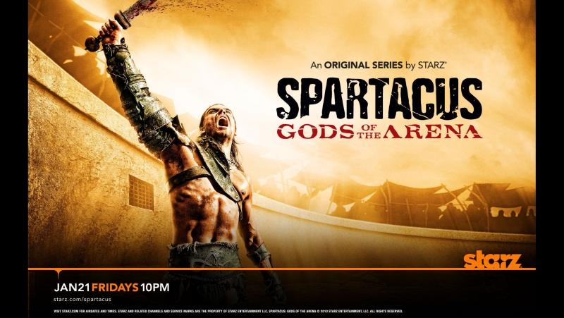 Spartacus_Gods of Arena ( Спартак_ Боги арены )