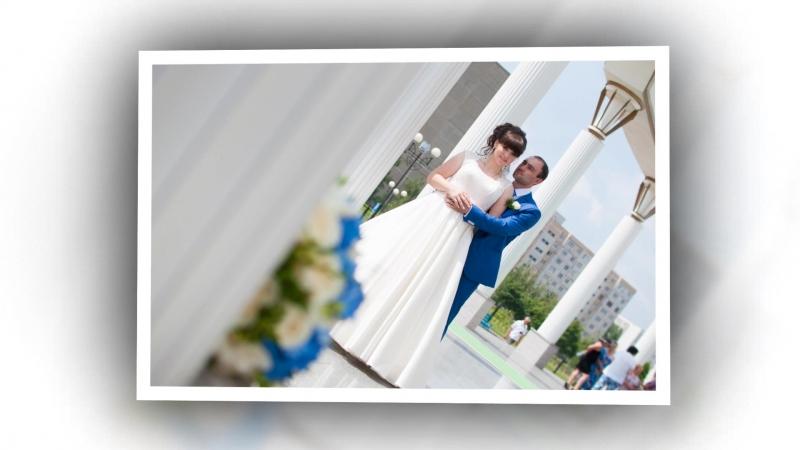 Slideshow Свадьба 30 07 2016 Наш незабываемый день ♥♥♥