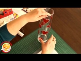 Делаем витражные (пропускающие свет) наклейки-валентинки ко дню всех Влюбленных