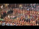 В день памяти св. равноап. Мефодия и Кирилла Патриарх Кирилл совершил Литургию