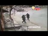 Страшная авария в Махачкале.