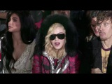Madonna, Kylie Jenner, her BF Tyga and more front row at the Philipp Plein fashion show